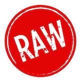 Raw Organic Juice Bar Logo