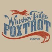 Whiskey Tango Foxtrot (Denver) Logo