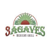 3 Agaves Mexican Grill Logo