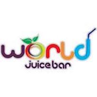 World Juice Bar Logo