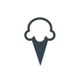 Glacier Homemade Ice Cream and Gelato (Lowry) Logo