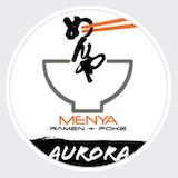 Menya Aurora Logo