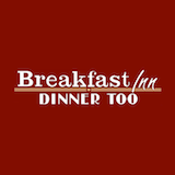 Breakfast Inn & Dinner Too Logo