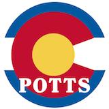 CB & Potts Restaurant & Brewery Logo