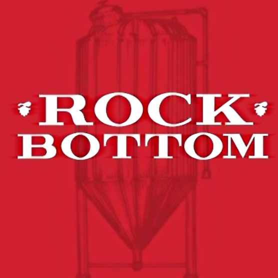 Rock Bottom Brewery (1505 Park Central Drive) Logo