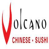 Volcano Asian Cuisine Logo