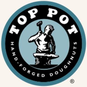 Top Pot Doughnuts & Coffee Stewart (125) Logo