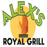 Alex's Royall Grill Logo