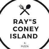 Ray's Coney Island & Pizza Logo