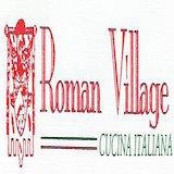 Roman Village Logo
