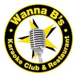 Wanna B's Karaoke Club and Restaurant Logo
