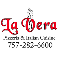 La Vera Pizzeria & Italian Cuisine Logo