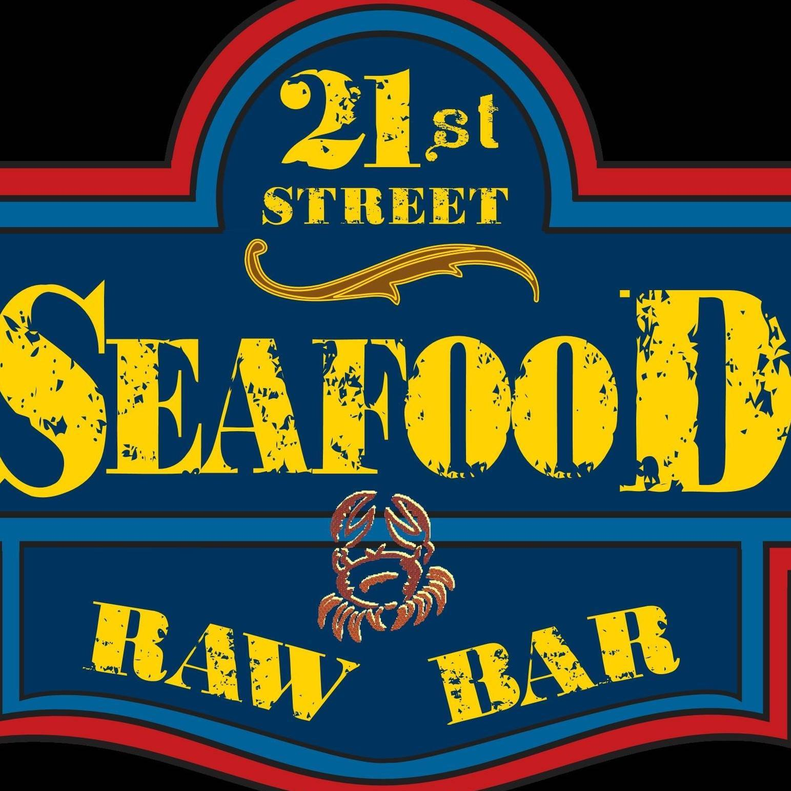 21st Seafood Raw Bar Logo