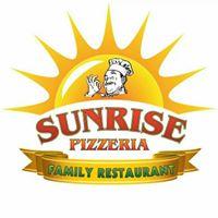 Sunrise Pizzeria Family Restaurant Logo