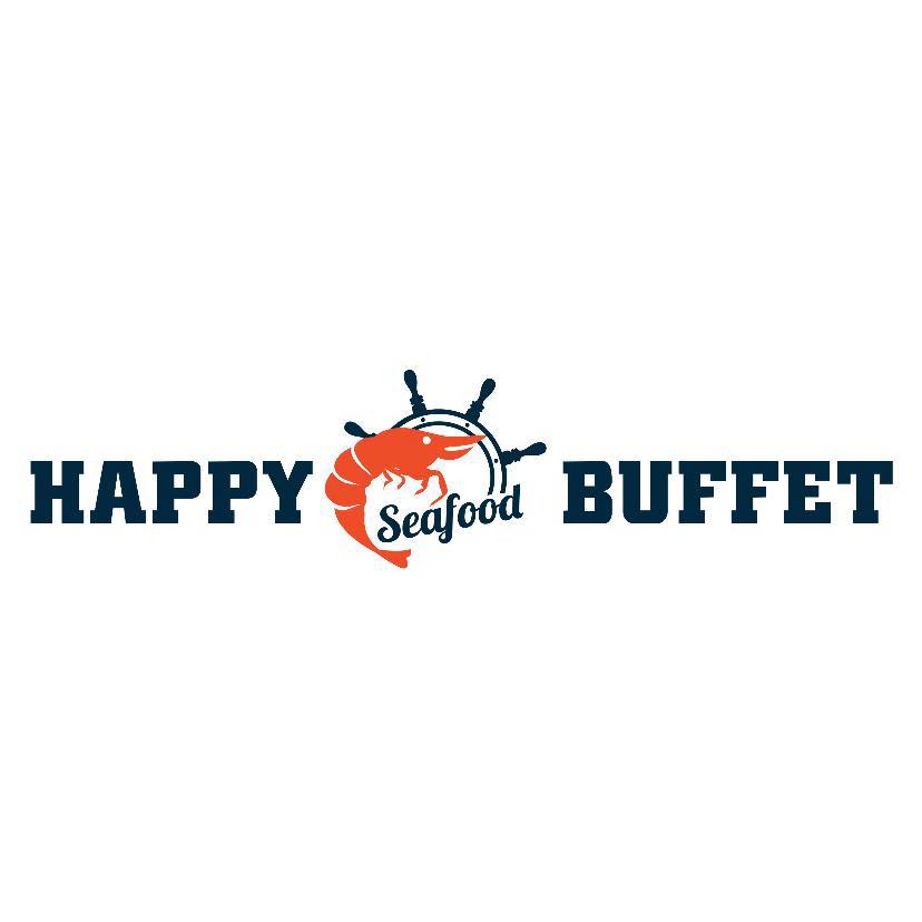 Happy Seafood Buffet  Logo