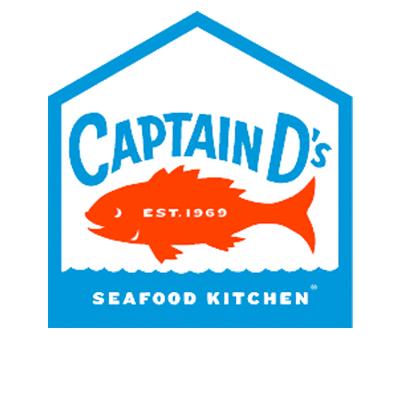 Captain D's (831 E Little Creek Rd) Logo