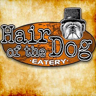 Hair of the Dog Eatery Logo