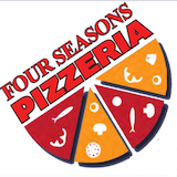 Four seasons pizzeria Logo