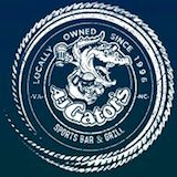 A J Gators Logo