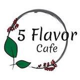 5 Flavor Cafe Logo