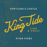 King Tide Fish & Shell Logo
