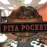 Pita Pocket Eatery Logo