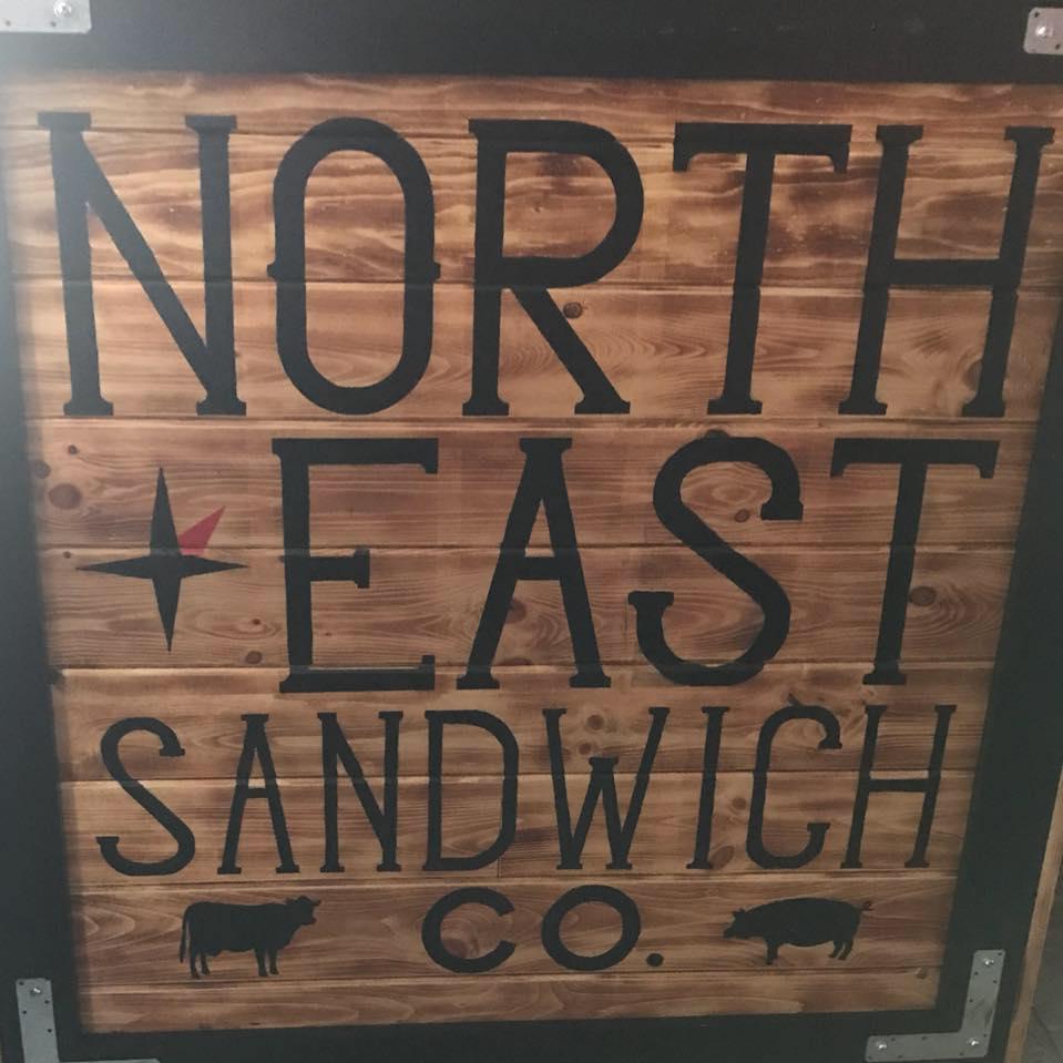 Northeast Sandwich Co. Logo