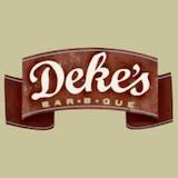 Deke's Bar-B-Que (Ridge Ave) Logo