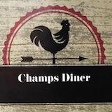 Champ's Diner Logo