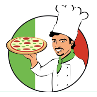 Temple Town Pizza and Grill Logo