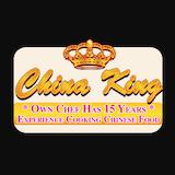 China King - Chinese Restaraunt Logo