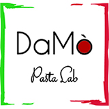 Damo Pasta Lab Logo