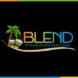 Blend Providence Latin Restaurant Logo