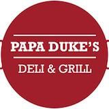 Papa Duke's Deli & Grill Logo