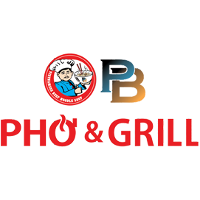 PB Pho and Grill Logo
