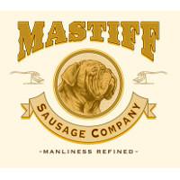Mastiff Sausage Co Logo