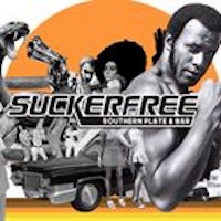 Suckerfree Southern Plate & Bar Logo