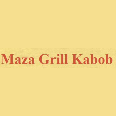 Maza Grill Kabob Logo