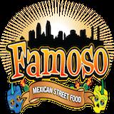 Famoso Mexican Street Food Logo