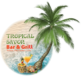 Tropical Savor Bar & Grill Logo