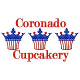 Coronado Cupcakery Logo