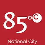 85°Bakery Cafe Logo