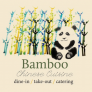 Bamboo Chinese Cuisine Logo