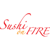 Sushi On Fire (Long Beach) Logo