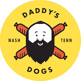 Daddy's Dogs (Printers Alley) Logo