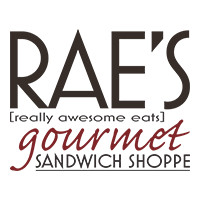 Rae's Gourmet Catering & Sandwich Shoppe Logo