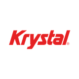 Krystal (1717 Charlotte Pike) Logo