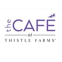 The Cafe at Thistle Farms Logo