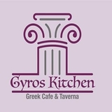 Gyros kitchen Greek cafe & Taverna Logo