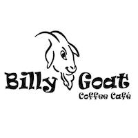 Billy Goat Coffee Cafe Logo